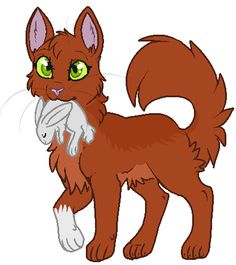 warrior cats squirrelflight - Google Search