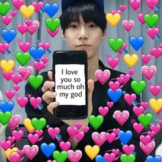 You Are Cute, Love You So Much, My Love, Meme Faces, Funny Faces, K Pop, Love You Meme, Nct Doyoung, Nct Life