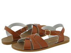 Salt Water Sandal by Hoy Shoes Salt-Water - The Original Sandal (Big Kid/Adult) Tan - Zappos.com Free Shipping BOTH Ways