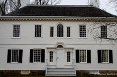 Washington's Headquarters in Morristown, NJ Morris County, Mansions, House Styles, Photography, Home Decor, Photograph, Decoration Home, Manor Houses, Room Decor