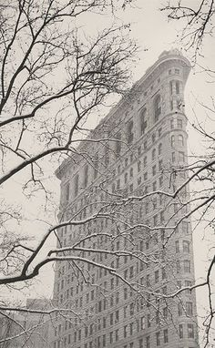 NYC, Silent World by Michael Kenna