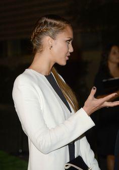 Jessica Alba - 2012 Environmental Media Awards