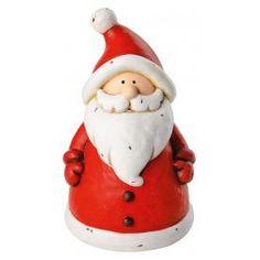 Figurine déco « Albert le Père Noël »