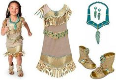 kids Pocahontas Costume | Pocahontas Costumes for Halloween  sc 1 st  Pinterest & The 230 best Native Spirit images on Pinterest | Native american ...