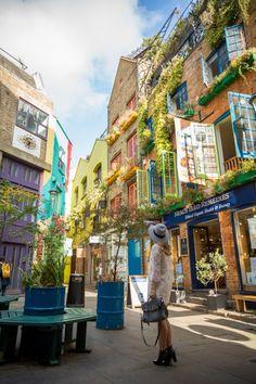 Exploring Covent Garden