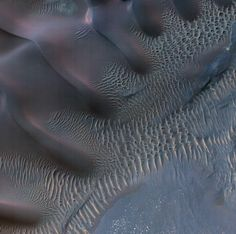 Dunes in Noachis Terra Region of Mars -- NASA.