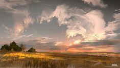 Glassland by Gao ZhiPing > superb landscape #digitalart