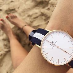 All we have to decide is what to do with the time that is given to us. (Photo via @victimofmycloset) #danielwellington by danielwellington - Coming soon to Grace & Co