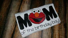 Sesame Street Mom Shirt by SouthernBlingBowtiqu on Etsy