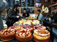 Rinkoff Bakery, Whitechapel E3