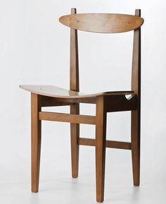 Maria Chomentowska, chair, produced by the Great Proletariat Factory in Elbląg, ca. 1960 Collections of the National Museum in Warsaw