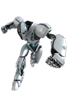Cyborg by Xidon.deviantart.com on @deviantART