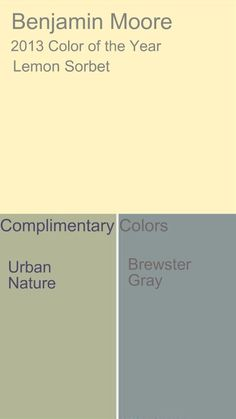 benjamin moore 2013 color trends