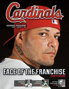 """""""With his start today, will become just the fifth catcher in MLB history to make 15 consecutive Opening Day starts. St Louis Baseball, St Louis Cardinals Baseball, Stl Cardinals, Cardinals News, Better Baseball, Baseball Stuff, Baseball Pics, Baseball Quotes, Baseball Cards"""