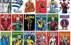Futbol Takımlarının Lakapları - Rotka