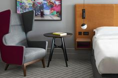 Shoreditch's Andaz Hotel gets a multi-million-pound 'east London' makeover