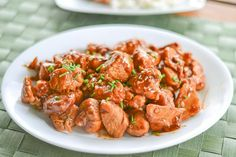Chicken Recipes Bourbon Chicken recipe