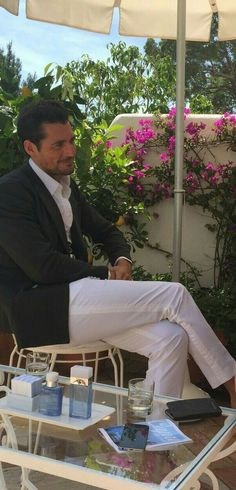 Image result for david gandy capri