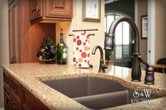 Faucet in Oil Rubbed Bronze
