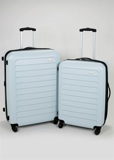 Any 4 wheeled suitcase (or money towards)