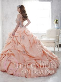 Quinceanera Collection 26812 Quinceanera by House of Wu Prom Dresses - Pageant, Formal Gowns, Bridesmaid and Bridal Dresses - PROMUSA.BIZ