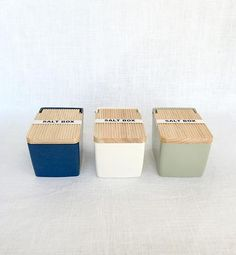 Beehouse Salt Box