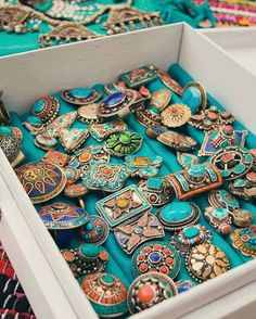 Beauties in a box which one is your favorite? bohemianhellip