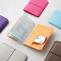 Byfulldesign Travelus RFID blocking passport cover ver.3
