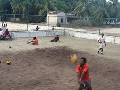 Volley Practice