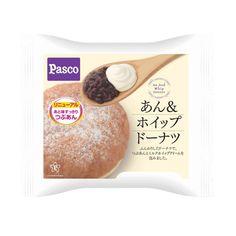あん&ホイップドーナツ - 食@新製品 - 『新製品』から食の今と明日を見る!