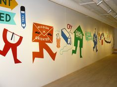 Wall Art For Office graffiti office art - google search   office wall art   pinterest