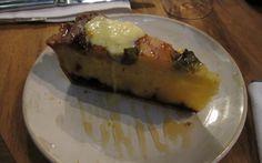 Italian Bakewell tart Jamie's Italian, Bakewell Tart