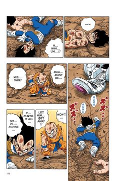 Read Dragon Ball Full Color - Saiyan Arc Chapter 47 Page 4 Online. Son Goku is the greatest hero on Earth. Five years after defeating the demon king Piccolo, he's grown up and had a family--he's married, and he has. Dragon Ball Z, Dbz Manga, Anime Echii, Anime Pixel Art, Demon King, Bd Comics, Manga Games, Akira, Character Design
