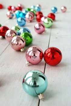 Colorful Christmas Decoration 4