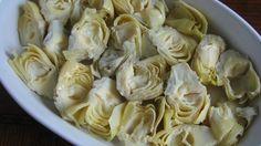 Parmesan Baked Artichokes Recipe-YUM!