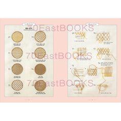 220 del bordado de la puntada: libros de técnicas por 70EastBOOKS