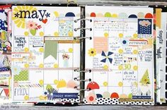 Creative team member @sunny.leah is up on the blog today with a 'when pretty meets practical' post with great tips for prettying your planner when you don't have a lot of time (blog link in profile) #ssbloomandgrow