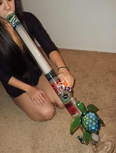 This bong is epic