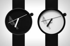 The Diagram 17 watch doesn't just tell the time, it tells a story too with its Suprematist art inspired watch dial. Taking elements from Kandinsky's Diagram