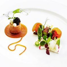 191 Best ☆ Garnishing & Food Presentation ☆ images in 2016