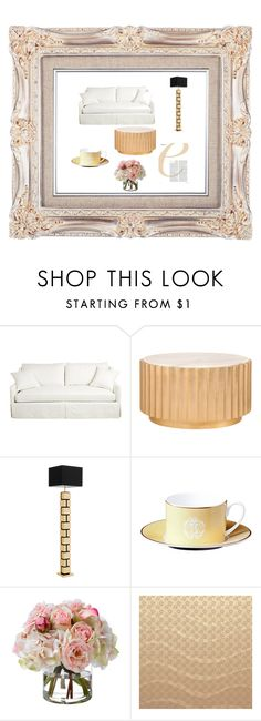 """attempt 1"" by wafflewaf ❤ liked on Polyvore featuring interior, interiors, interior design, home, home decor, interior decorating, Worlds Away, Eichholtz, Roberto Cavalli and Diane James"