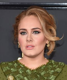 Adele at the 'Grammy 2017'