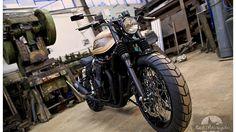 News:  Suzuki 750 Inazuma Scrambler by Rock Motorcycles