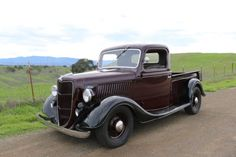 Discreet Period Hop-Ups: 1936 Ford Pick-Up   Bring a Trailer