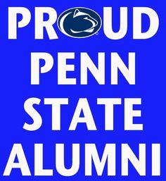Proud PENN STATE Alumni
