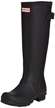 Hunter Women's Original Back Adjustable Rain Boot