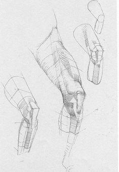anatomi-model-karakalem-çizimleri-22e