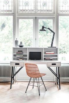 Perfekt Ideas De Escritorios Para Tu Oficina En Casa #76   Diseño Y Decoración De  Interiores