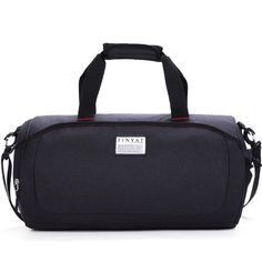 Men Travel Handbag Bag Waterproof Canvas Shoulder Duffel Bag Large Women  Weekend Bag Trip Luggage Bag New Totes db325accdc2b1