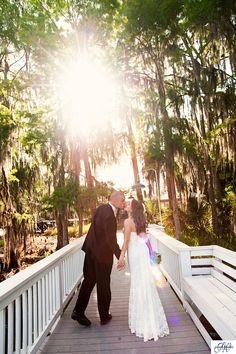 Wedding Photography At Paradise Cove Orlando Fl Sasha And Mike